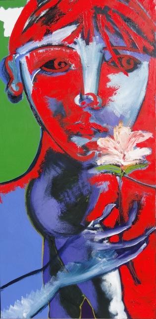 Jeune homme à la fleur (1)