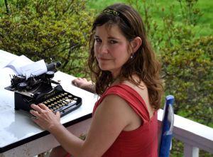 Charlotte H Matthews Typewriter 1